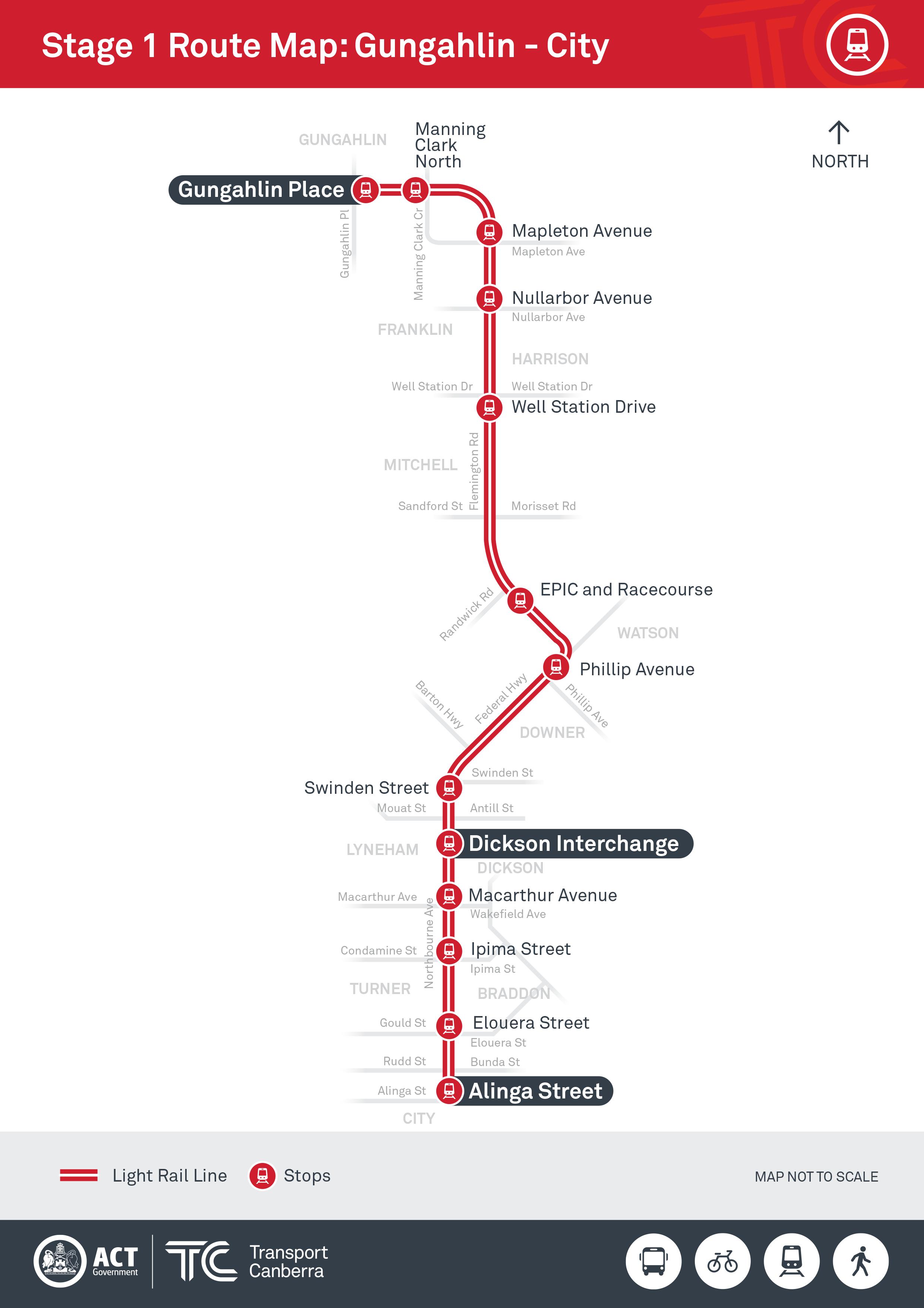 Light rail – Public Transport Association of Canberra
